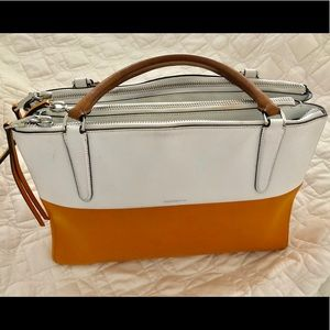 Brand new Satchel Coach Bag with straps